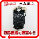 1 black 》 fs3gm with the Monk rail Lady's down vest fur food for 《