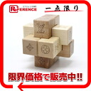 "Louis Vuitton VIP customers like novelty ""パテキ"" wooden puzzle for sale natural new ""response.""-fs3gm"