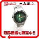 21 SEIKO Lady's watch D date stone cut glass SS self-winding watches 2706-0260 antique 》 fs3gm for 《