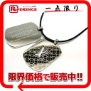 "Louis Vuitton ""bread Dan TIFF Champs-Elysees GM"" necklace pendant M65453-free 》 fs3gm for 《"