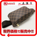 "Louis Vuitton Damier ""Jerónimos"" new body bag N51994? s support.""fs2gm fs3gm02P05Apr14M"