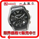Emporio armani CERAMICA( Mika Sera) chronograph men watch ceramic quartz black AR1400 》 fs3gm for 《
