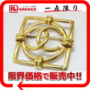 CHANEL CC broach gold 》 fs2gm fs3gm for 《