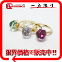 Three 55 Swarovski ring crystal metal gold 14 》 fs3gm for 《