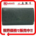 "Louis Vuitton Taiga leather key holder 4 4-key case epicene M30524 ""response.""-fs3gm"