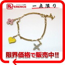 "Louis Vuitton ""ブラスレスウィートモノグラム"" bracelet pastel M65477 》 fs3gm for 《"