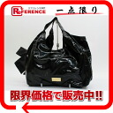 Valentino Garavani enamel ribbon tote bag black 》 fs3gm for 《