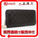 "Gucci GG PIERCE (Pierce GG) GG imprimé zip around wallet Bordeaux 212110 ""response.""-fs3gm"