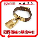 "Hermes Kelly watch ladies watch quartz gold gold letter Edition クシュベル T engraved ""response."""