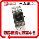 "Chanel matelasse Womens watch SS quartz ""response."""