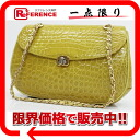 Zeno Tron revelation Koda yl W chain shoulder bag yellow 》 fs3gm for 《