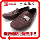 35 Louis Vuitton leather driving shoes Bordeaux 》 fs3gm for 《