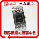 "Chanel matelasse Womens watch SS quartz ""response.""-fs3gm"