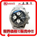 Brightman ring supermarket ocean chronograph men watch SS lindera board self-winding watch A13340 》 fs3gm 02P05Apr14M for 《