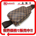 "Like Louis Vuitton Damier ""Jerónimos"" new body bag N51994 new ""support."""