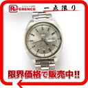 Seiko Seiko 5 Deluxe 25 stone day-date mens watch SS automatic 6106-8180? s support.""