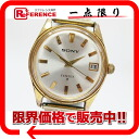 "Citizen オートデーター UNI パラウォーター SONY W name men's watch 17 stone automatic winding antique ""response."""