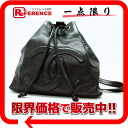 "Chanel CC lambskin backpack black ""response.""-fs3gm"