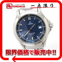 Omega Cima star 120m men's watch SS quartz 》 fs3gm for 《