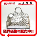 "Louis Vuitton monogram Miro Waal ""Al Mar GM"" handbag Arjun (silver) M95273 》 fs3gm for 《"