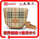Burberry classical music check pochette shoulder bag beige 》 fs3gm for 《