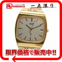 "7832-5000 gold quartz watch men's Seiko antique ""response.""-fs3gm02P05Apr14M02P02Aug14"