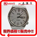 21 SEIKO Akuta's silver wave men watch stone self-winding watch antiques 6306-8010 》 fs3gm for 《