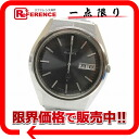 3803-7020 SEIKO D date men watch SS quartz junks product 》 fs3gm for 《