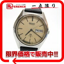 5646-7010 SEIKO ground SEIKO high beat men watch D date SS self-winding watch junks product 》 fs3gm for 《
