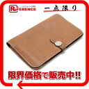"》 fs3gm with two HERMES fold long wallet ""ドゴン GM"" トゴゴールドシルバー metal fittings H 刻 coin case for 《"