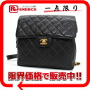 CHANEL caviar skin matelasse rucksack black 》 fs3gm 02P05Apr14M for 《