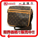 "02P11Jan14 shoulder bag Louis Vuitton Monogram ""Messenger PM bonfire"" M40106 ""response."""