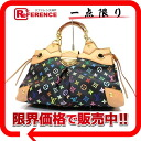 "Louis Vuitton monogram multicolored ""Ursula"" トートバッグノワール (black) M40124 》 for 《"