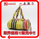 Mark by MARC BY marc jacobs nylon 2WAY shoulder bag multicolored like-new 》 02P05Apr14M for 《