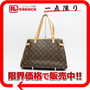 "Louis Vuitton monogram tote bag ""バティニョールオリゾンタル"" M51154 》 for 《"