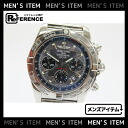 44 Brightman ring Kurono mat chronograph men watch 500m waterproofing SS black eye gray self-winding watch AB0110 》 fs3gm for 《