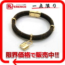 "Louis Vuitton monogram bracelet ""ブラスレキープイットトゥワイス"" M6640E-free 》 for 《"