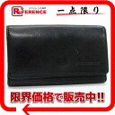 Five burberry leather key case black 》 for 《