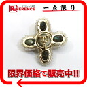 "Like Chanel 12A bijoux brooch gold series new ""support."""