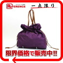 PRADA nylon jacquard tote bag purple BN1757 》 for 《