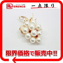 》 fs3gm for 《 as well as recycling jewelry pearl grape type broach K14 new article