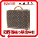 "40 Louis Vuitton monogram ""コトヴィル"" trunk case suitcase bag M21424 》 for 《"