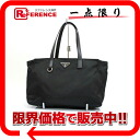 PRADA nylon tote bag black 》 for 《