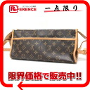 "Louis Vuitton monogram shoulder bag ""ポパンクール Ron"" M40008 》 for 《"