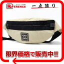 CHANEL sports line banana bag beige X black A31228 》 for 《