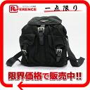PRADA nylon rucksack black 》 for 《