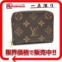 "Louis Vuitton monogram ""ジッピー coin Perth"" coin case M6006 》 for 《"