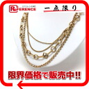 "Louis Vuitton ""co-Rie シェーヌベガス"" necklace gold M65354 》 for 《"