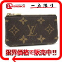 "Louis Vuitton monogram ""pochette clay"" coin purse combined use key case M62650 》 for 《"
