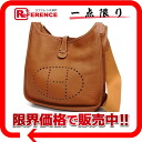 "2 HERMES ""Ebb phosphorus"" PM shoulder bag avian Yong Clement's gold silver metal fittings J 刻新品同様 》 for 《"